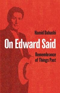 Cover On Edward Said