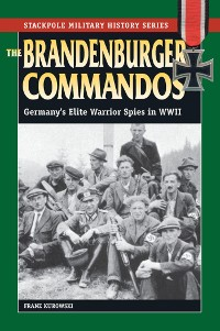 Cover The Brandenburger Commandos