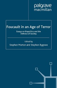 Cover Foucault in an Age of Terror