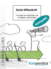 Cover Starke Willenskraft