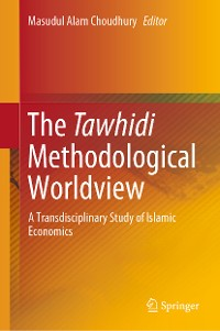Cover The Tawhidi Methodological Worldview