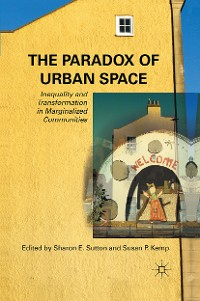 Cover The Paradox of Urban Space