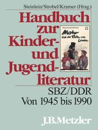 Cover Handbuch zur Kinder- und Jugendliteratur