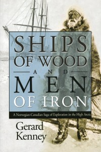 Cover Ships of Wood and Men of Iron