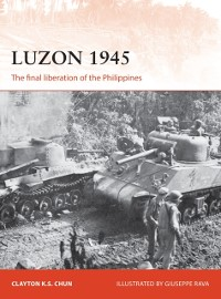 Cover Luzon 1945