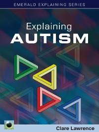 Cover Explaining Autism