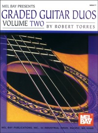Cover Graded Guitar Duos, Volume Two