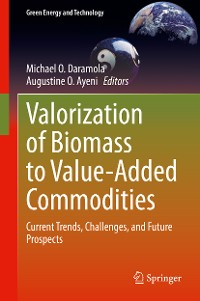 Cover Valorization of Biomass to Value-Added Commodities