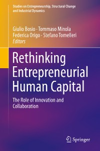 Cover Rethinking Entrepreneurial Human Capital