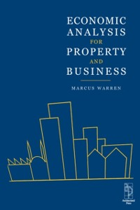 Cover Economic Analysis for Property and Business