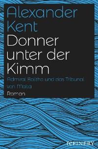 Cover Donner unter der Kimm