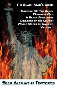 Cover Creation Of The Black Woman & Black Preachers In America Collapse Of The Church
