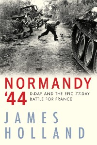 Cover Normandy '44