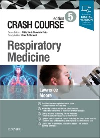 Cover Crash Course Respiratory Medicine