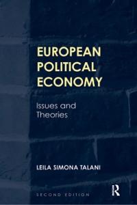 Cover European Political Economy