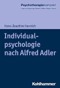 Cover Individualpsychologie nach Alfred Adler