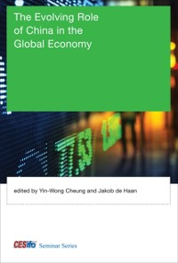Cover Evolving Role of China in the Global Economy