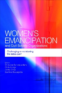 Cover Women's Emancipation and Civil Society Organisations