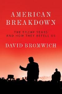 Cover American Breakdown