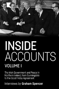 Cover Inside Accounts, Volume I