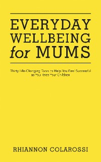 Cover Everyday Wellbeing for Mums