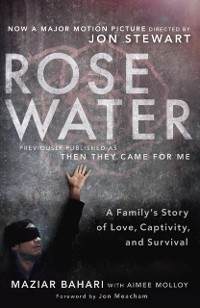 Cover Rosewater (Movie Tie-in Edition)