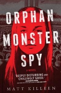 Cover Orphan Monster Spy