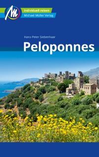 Cover Peloponnes Reiseführer Michael Müller Verlag