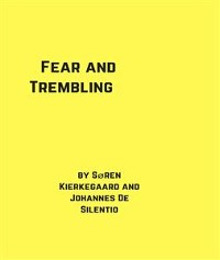 Cover Fear and Trembling (Translated)