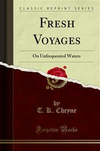 Cover Fresh Voyages