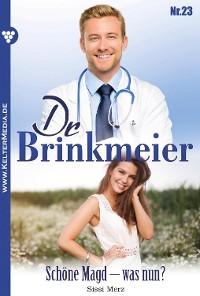 Cover Dr. Brinkmeier 23 – Arztroman