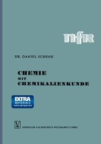 Cover Chemie mit Chemikalienkunde