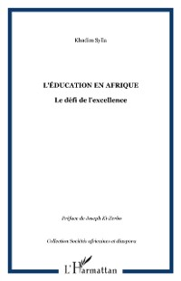 Cover L'education en Afrique