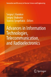 Cover Advances in Information Technologies, Telecommunication, and Radioelectronics