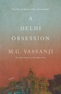 Cover Delhi Obsession