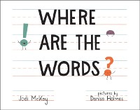 Cover Where Are the Words?