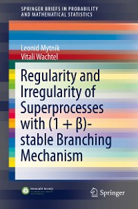 Cover Regularity and Irregularity of Superprocesses with (1 + β)-stable Branching Mechanism