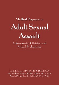 Cover Medical Response to Adult Sexual Assault