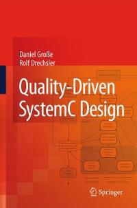 Cover Quality-Driven SystemC Design
