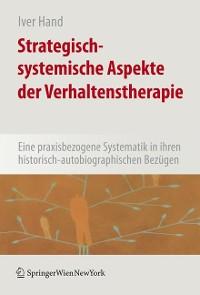 Cover Strategisch-systemische Aspekte der Verhaltenstherapie