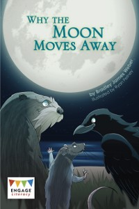 Cover Why the Moon Moves Away