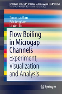 Cover Flow Boiling in Microgap Channels