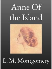 Cover Anne of the Island