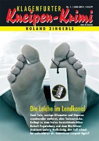 Cover Die Leiche im Lendkanal