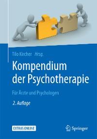 Cover Kompendium der Psychotherapie