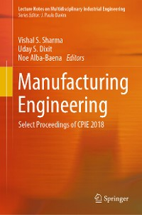 Cover Manufacturing Engineering