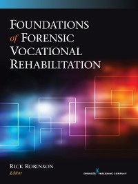 Cover Foundations of Forensic Vocational Rehabilitation