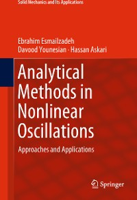 Cover Analytical Methods in Nonlinear Oscillations