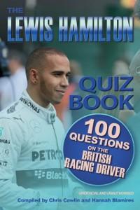Cover Lewis Hamilton Quiz Book