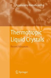 Cover Thermotropic Liquid Crystals